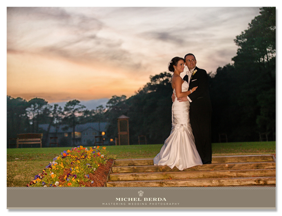 A Fantastic Wedding Ceremony At St Francis By The Sea, Reception At Port Royal Clubhouse HHI For Alexandria & Jason.