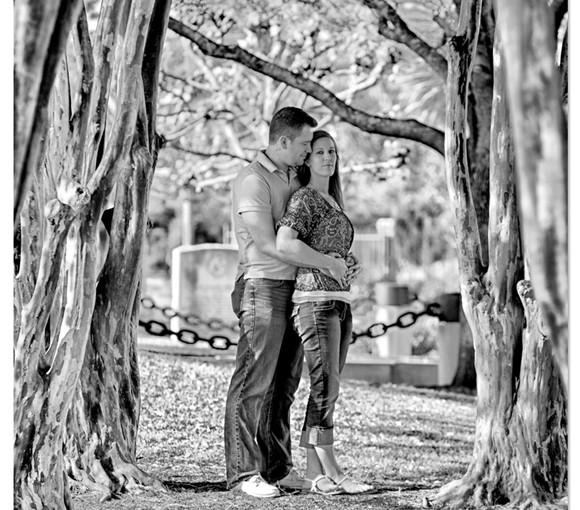 A Engagement Session In Beautiful Charleston, SC For Tiffany & Matt,