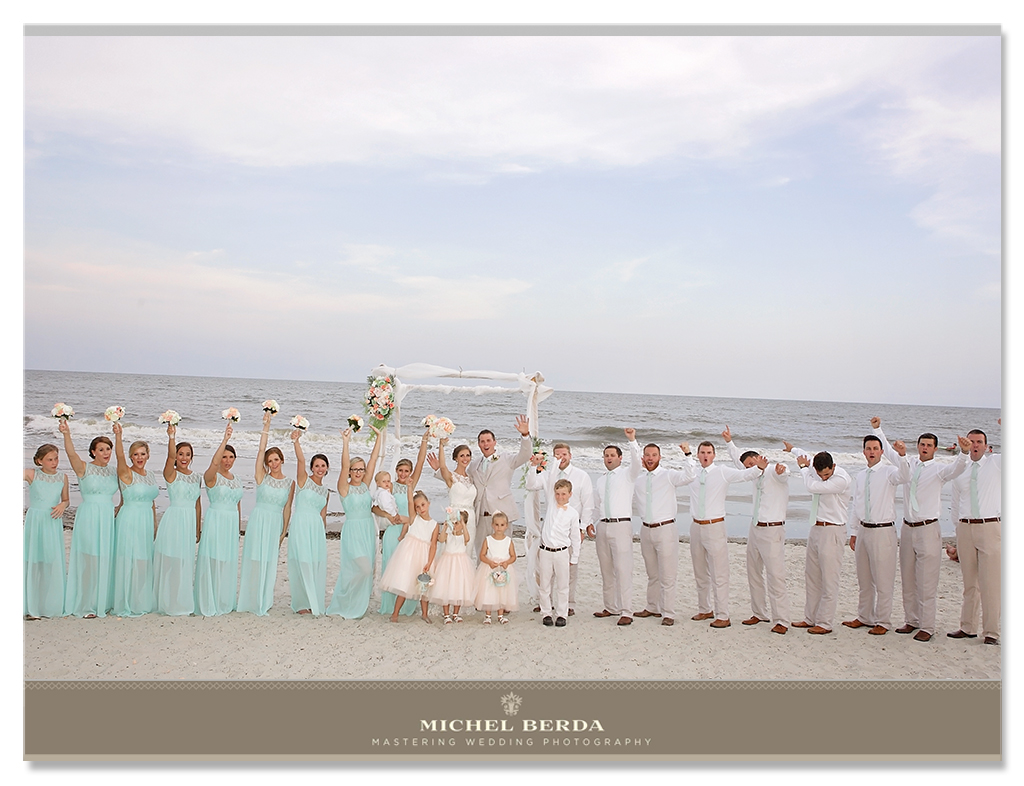 Palmetto Dunes Weddings