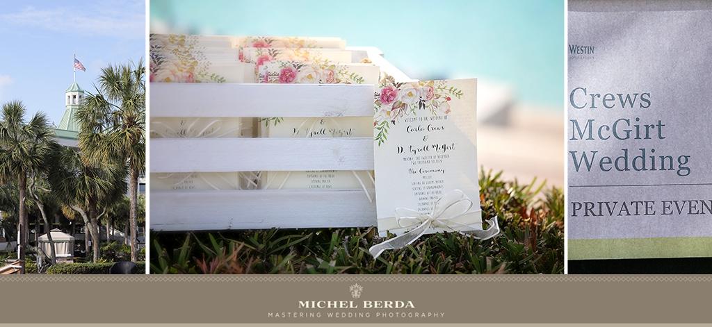 Westin Hilton Head Wedding Venue
