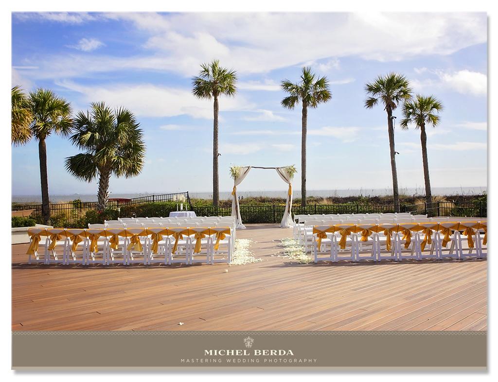 Hilton Head Oceanfront Wedding