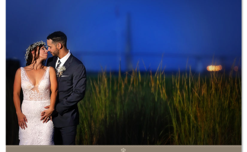 Autumn Wedding Deanna & Robert Harbour Club Charleston