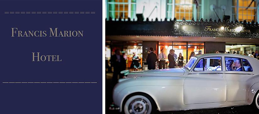 Francis Marion Hotel Wedding Venue