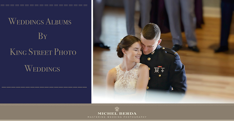 Wedding Albums By King Street Photo Weddings