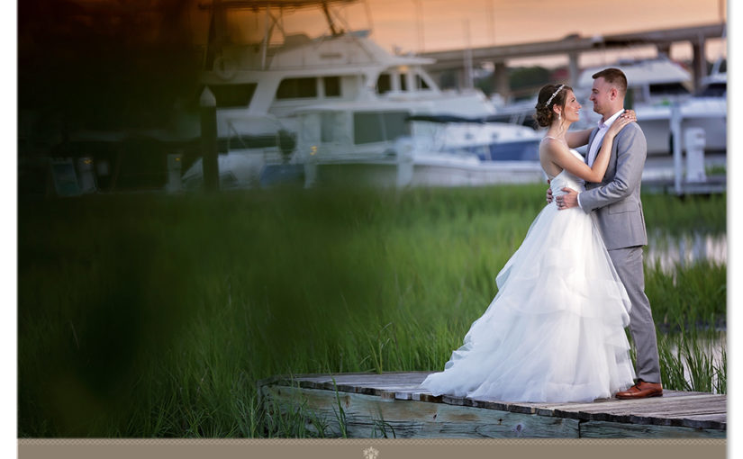Emily & Ryan Charleston, Wedding {Historic Rice Mill}